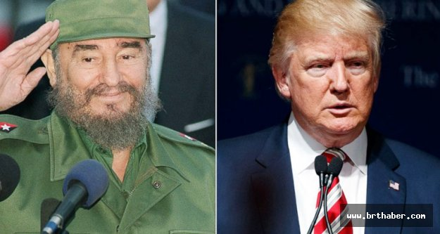 Trump Says Castro Was 'Brutal Dictator' Who Oppressed His People